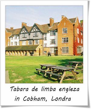 Tabara de Limba Engleza & Lectii de Tenis / Echitatie / Sporturi Nautice