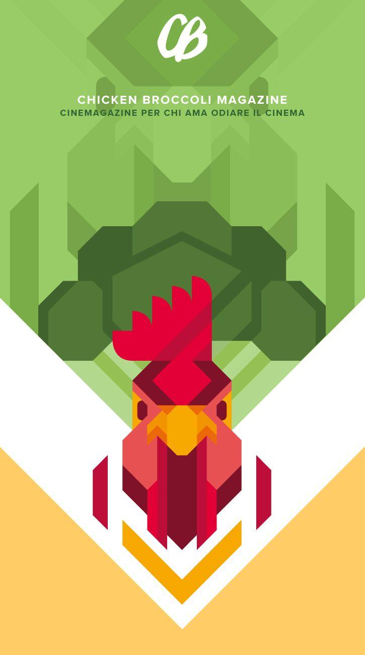 #flat_illustration Davide Mazzuchin #chicken #green 36f2f0fe7e3444a6107376753aca2af6.jpg (JPEG Image, 725 × 1300 pixels) - Scaled (60%)