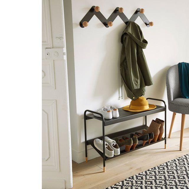 56 best Dans mon entrée images on Pinterest Accessories, Apartment - Meuble Chaussure Avec Porte Manteau