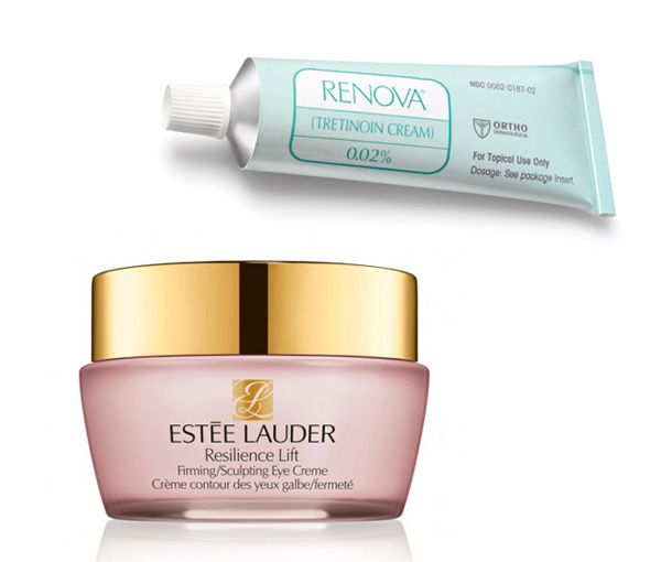over the counter products containing retinol