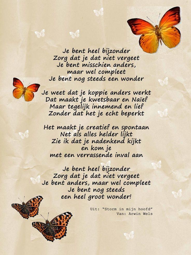 Een mooi gedicht