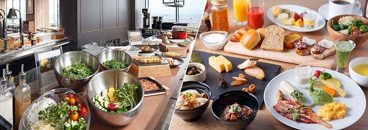 楽しみになる朝食 | 【公式】三井ガーデンホテル名古屋プレミア - 名古屋駅周辺で宿泊