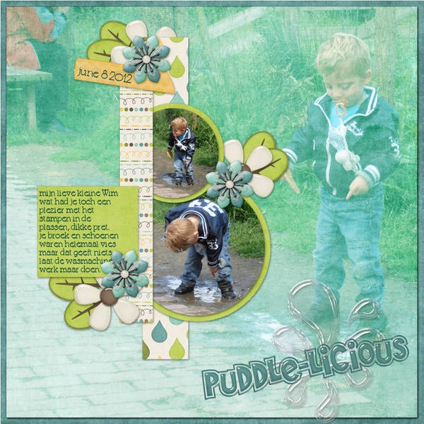 Credits:   Puddle Jumpers Collection by SuzyQ Scraps {full kit} + {word-art} #scraporchard