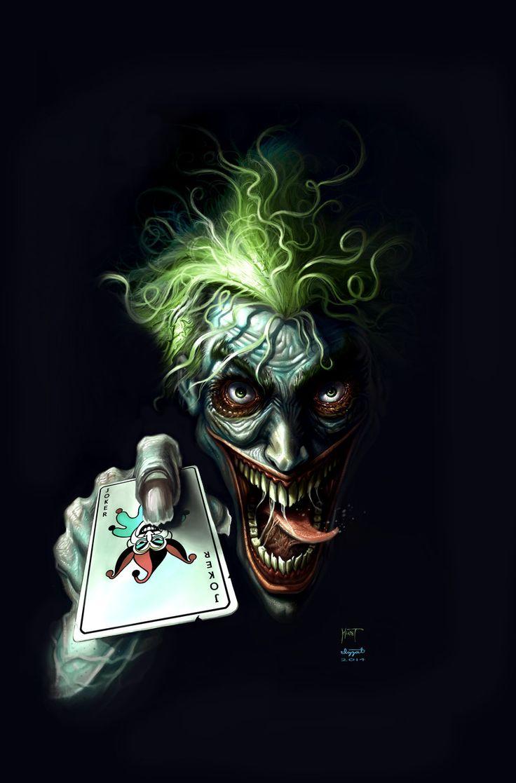 https://i.pinimg.com/736x/dd/6d/e9/dd6de941d56375727d65cc6edc80f5a2--jester-comic-books.jpg Comic Joker Painting