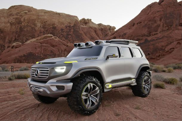 L.A.-Bound Fuel Cell Powered Ener-G-Force is 2025's SUV?