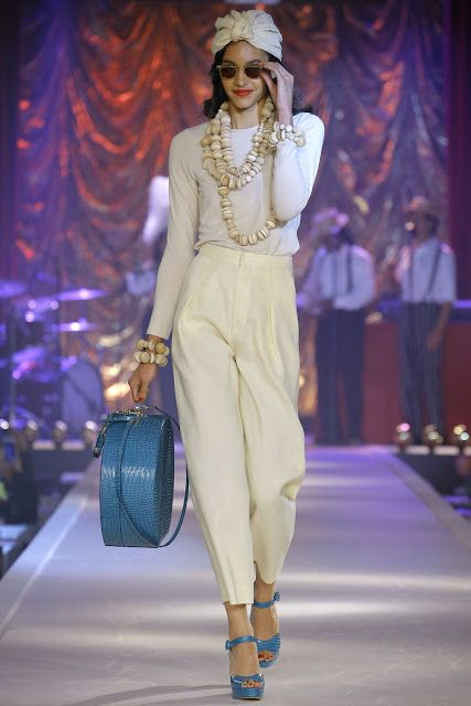 Lily Of The City:  Lily Of The City at London Fashion Week Spring 20...