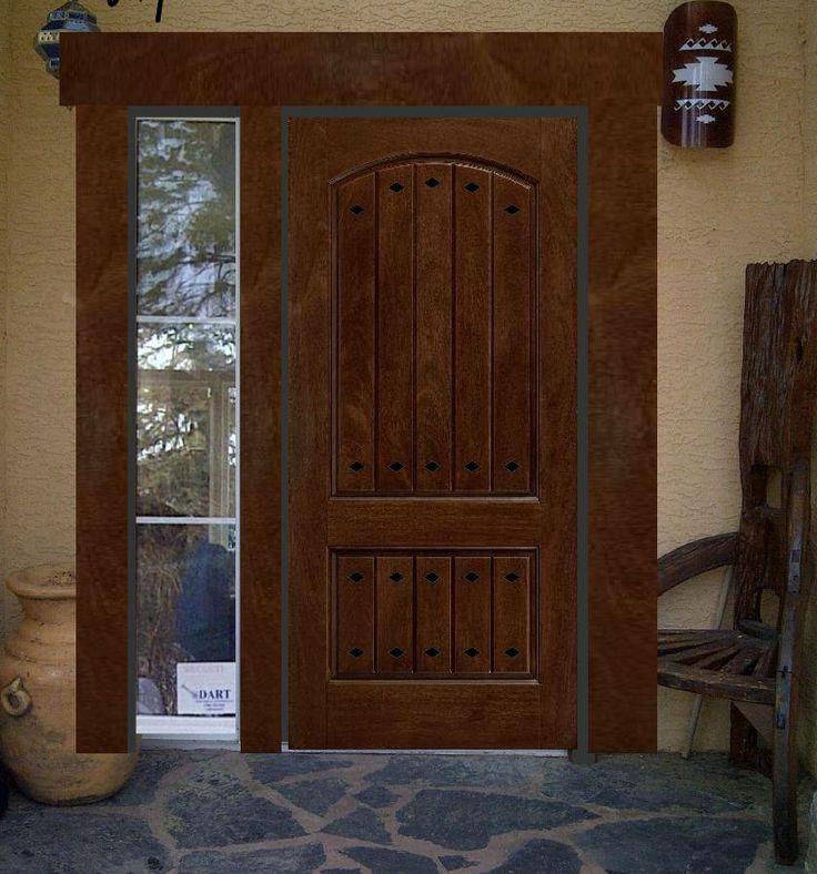 Rustic Door: Digital Concept