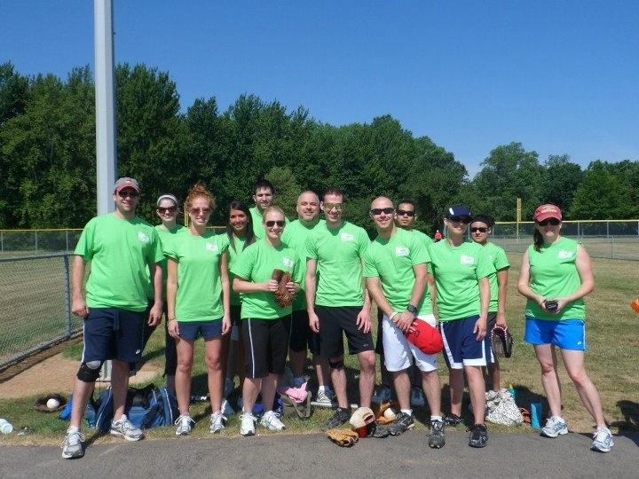 Corporate Challenge 2012-Softball