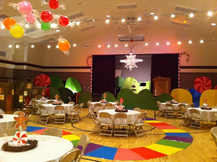 Pin by Tracy Lee on Candyland | Dance decorations ...
