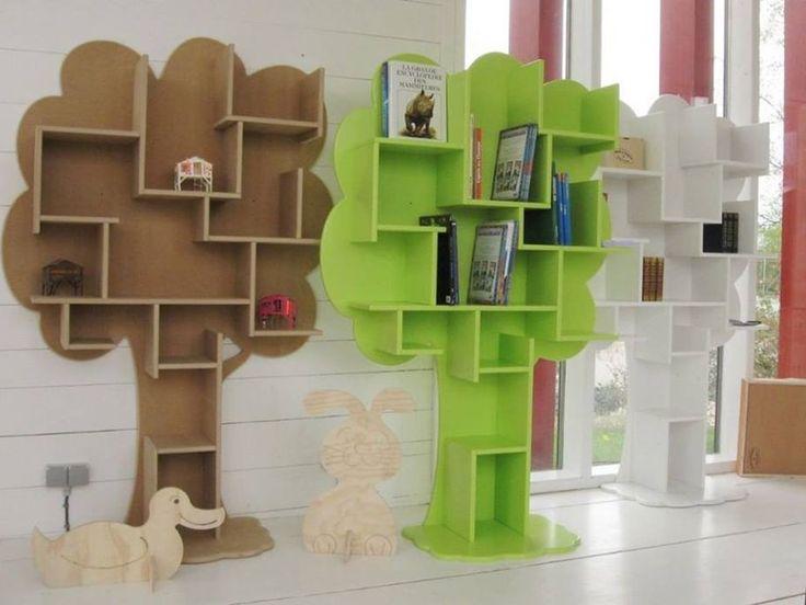 Cute-Tree-Bookshelves-For-Kids-Room.jpg (920×690)