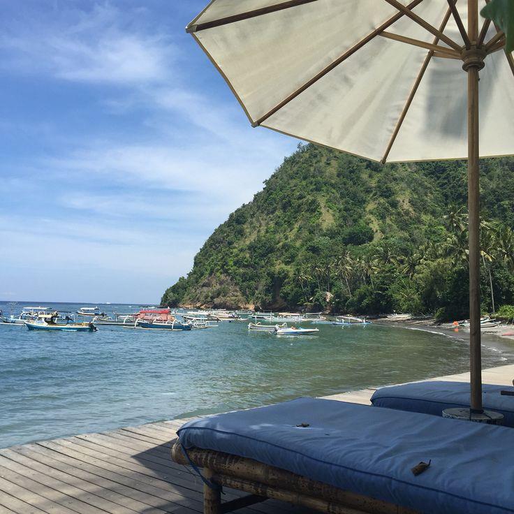 Padang Bay , Bali