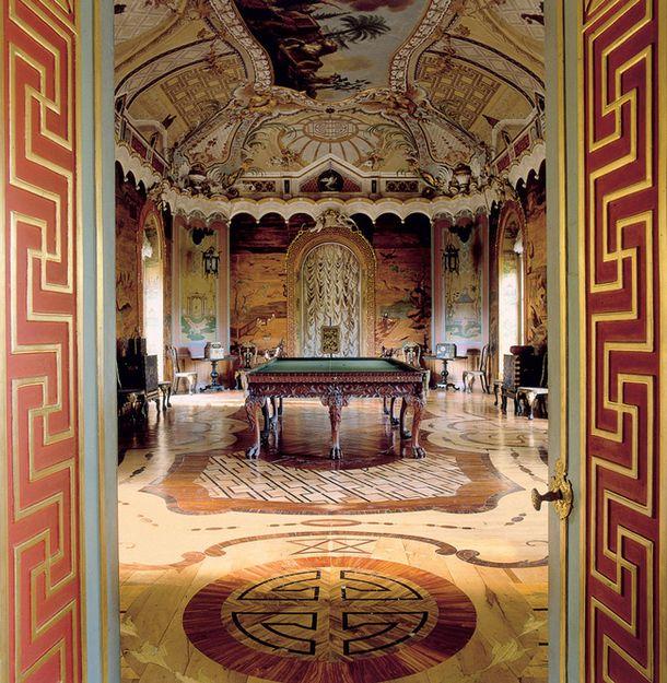 Китайский дворец, Ораниенбаум