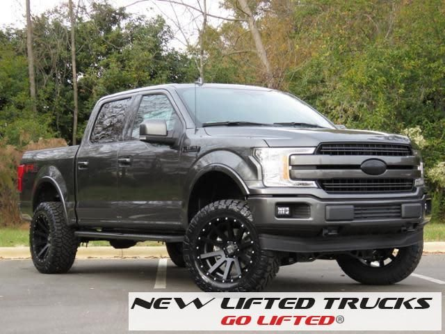 Lifted Trucks New Lifted 2018 Ford F150 Lariat Sherrod Truck