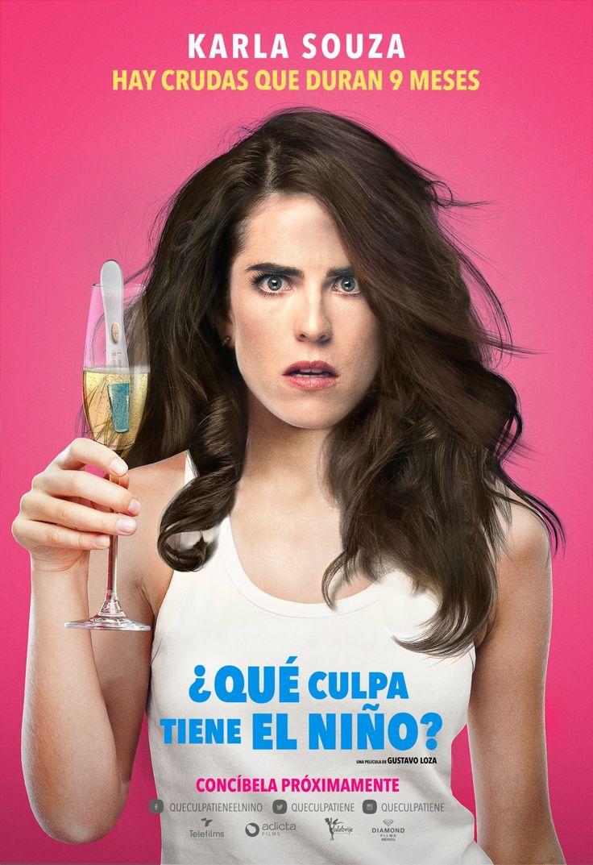 CINEMA unickShak: ¿QUÉ CULPA TIENE EL NIÑO? - cine MÉXICO Estreno: 13 de Mayo 2016