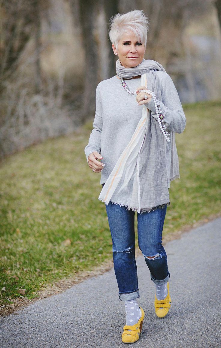 Chic Clothes For Over 50 Stylish Outfits For Women Over