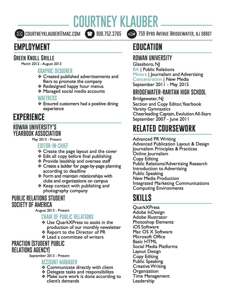 Best Smm Images On   Chart Design Creative Resume