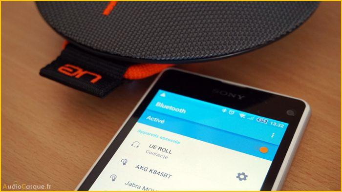 Connexion Bluetooth très simple