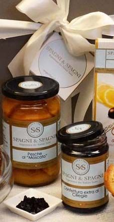 Have a sweet #afternoon with super delicious spagni's Jams! spagniTheGift.com #fruitjams #sweetfood #italianfood