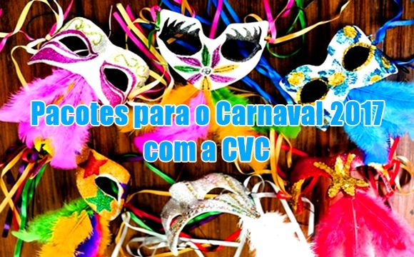 Carnaval 2017 CVC - Pacotes de carnaval baratos #carnaval #cvc #pacotes #viagens #carnaval2017 #2017 #promoção