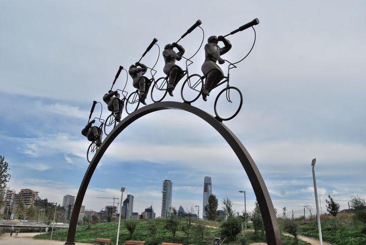 escultura+parque+bicentenario.JPG (1600×1071)