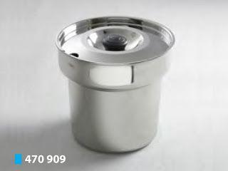 OALA CHAFING DISH, OALA SUPA, SUPIERA CHAFING DISH, PRODUS HORECA  Oala Supa Chafing Dish, Accesorii Pentru Chafing Dish , realizat din otel cromat, se potriveste cu toate dispozitivele de incalzire GN 1/1 - Ø 220x(H)190 mm 4,2 Lit  Accesoriu Chafing Dish folosit Impreuna cu Produs cod:470930