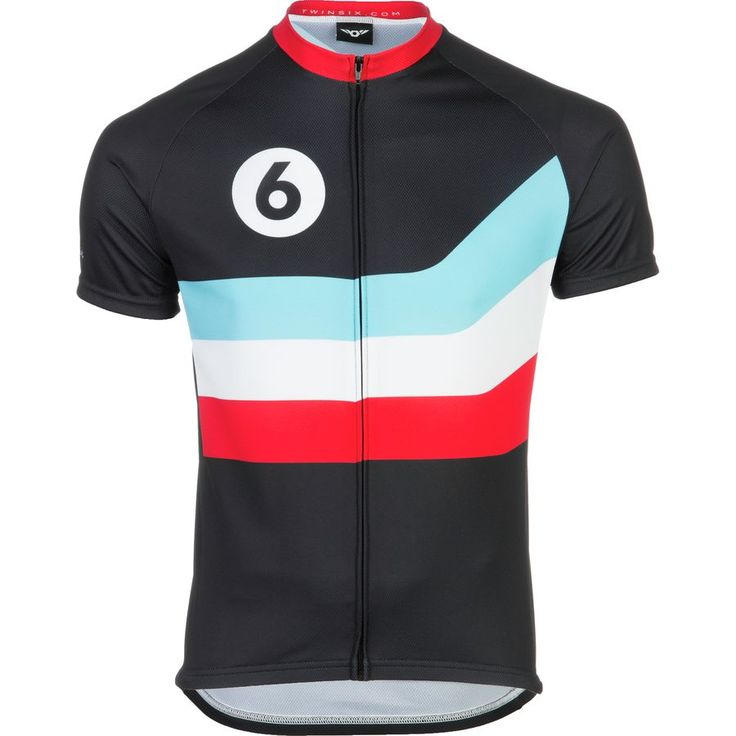 Twin Six Grand Prix Jersey - Short-Sleeve - Men's