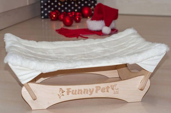 #Christmas #CatHammock #FunnyPet #DogHammock #NewYear #Cat #Dog Hammock Personalized Hammock Pets Hammock Pets bed Pets