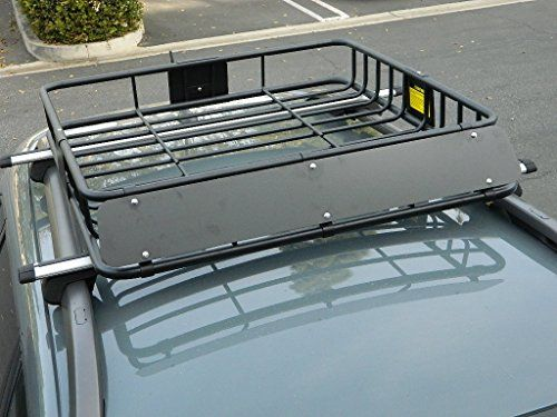 9sparts® Black Steel 220lbs Roof Rack Cargo Cross Bar Luggage Holder Carrier Basket Car SUV Jeep Truck Roof Top Mount 40258 - http://www.caraccessoriesonlinemarket.com/9sparts-black-steel-220lbs-roof-rack-cargo-cross-bar-luggage-holder-carrier-basket-car-suv-jeep-truck-roof-top-mount-40258/  #220Lbs, #40258, #9Sparts, #Basket, #Black, #Cargo, #Carrier, #Cross, #Holder, #Jeep, #Luggage, #Mount, #Rack, #Roof, #Steel, #Truck #Cargo-Management, #Truck
