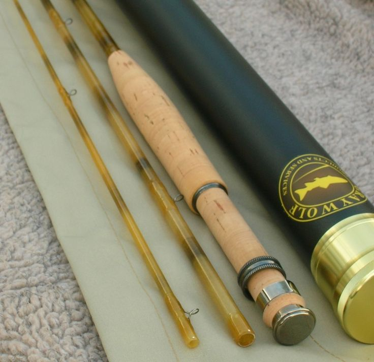 41 best fiberglass fly rod images on pinterest fly rods for Fiberglass fishing rods