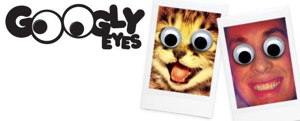 Edible Eyes : Stick on to create snacks with character.