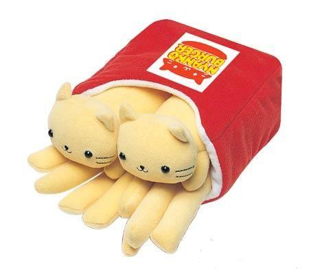 Delicioso juguete de felpa -Los niños de juguete