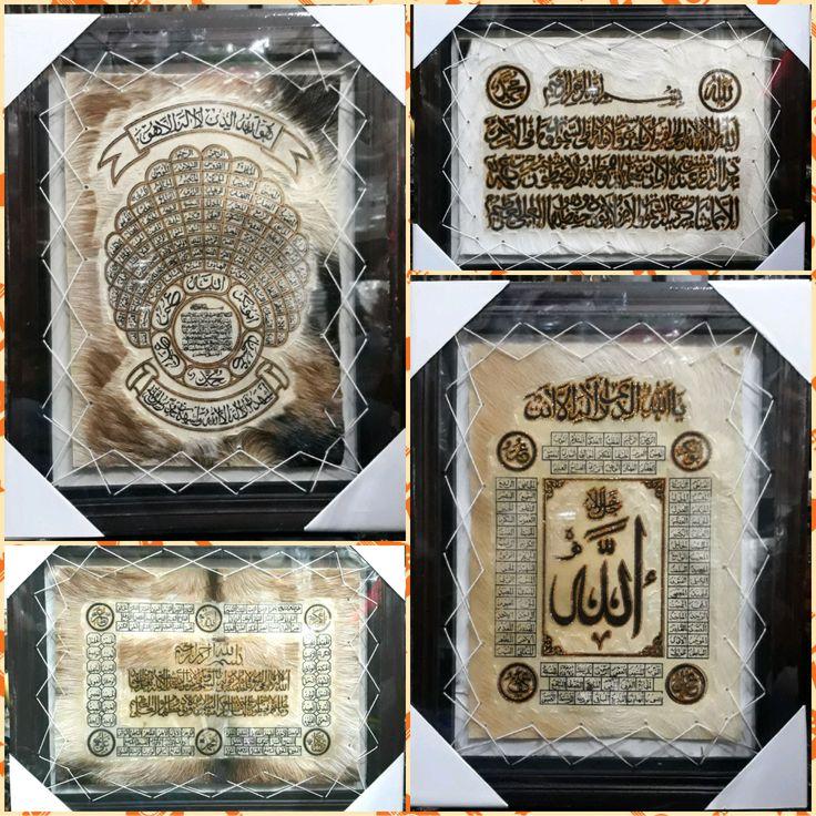 Pin di Pengrajin Kaligrafi Kulit Kambing 082223274145