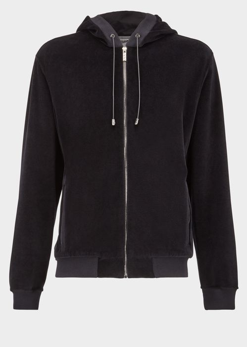 Versace Velour Medusa Hoodie for Men | Official Website. Velour Medusa Hoodie by Versace for Men's New Spring Summer. Crafted in Italy from a cotton blended fabric, this sweat shirt is a timeless essential.
