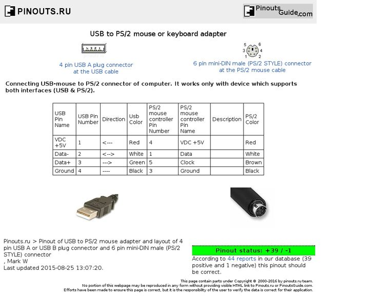 Ps2 Keyboard To Usb