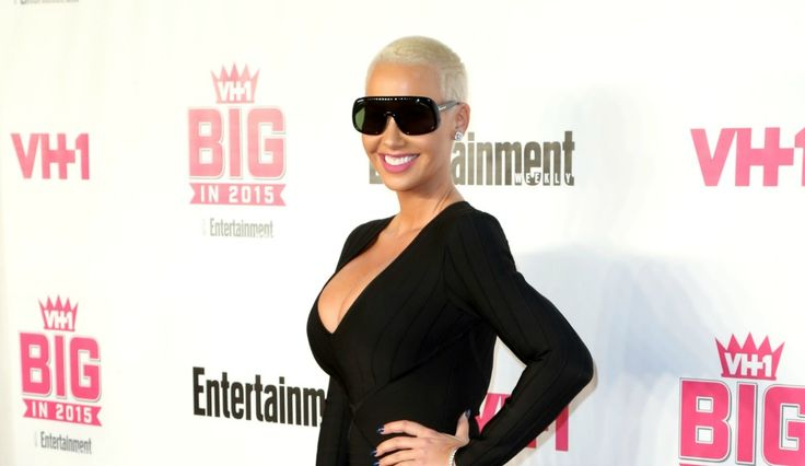 Amber Rose Schools Joseph Simmons And Tyrese Gibson On Sexual Consent During Interview