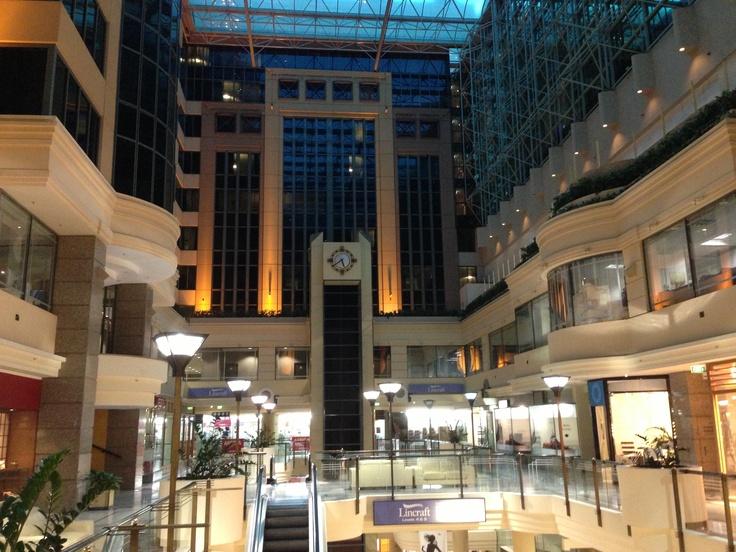 Novotel Collins Australia on Collins Mall