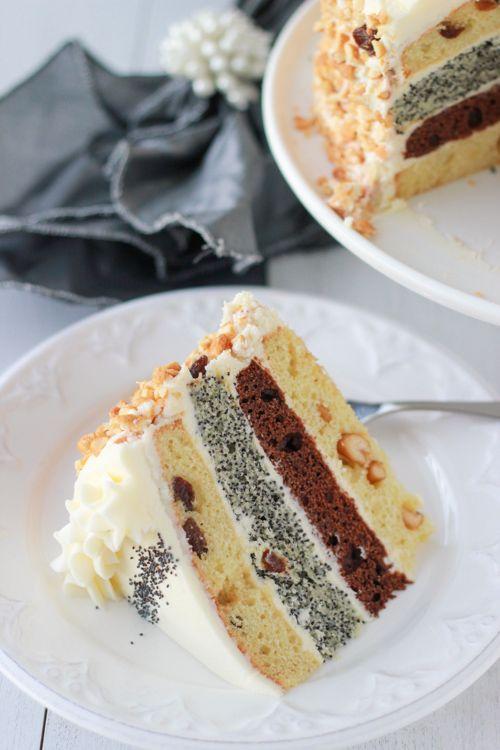 "Royal Layer Cake - Торт ""Королевский"" - Olga's Flavor Factory"