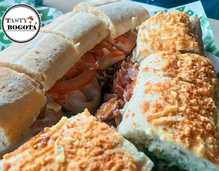 Quiznos: sanduche de pavo y beef especial