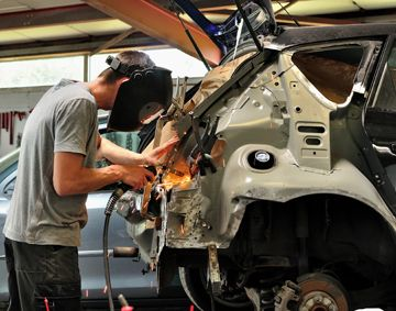 What Will Be The Growth Of Automotive Collision Repair Service