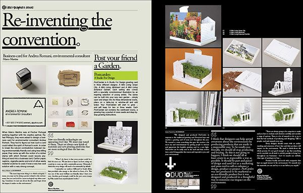 IdN™ Magazine® — IdN v17n3: Eco-Graphics Issue