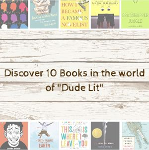"""Dude Lit"" — Where to Turn When You Are Over ""Chick Lit"""