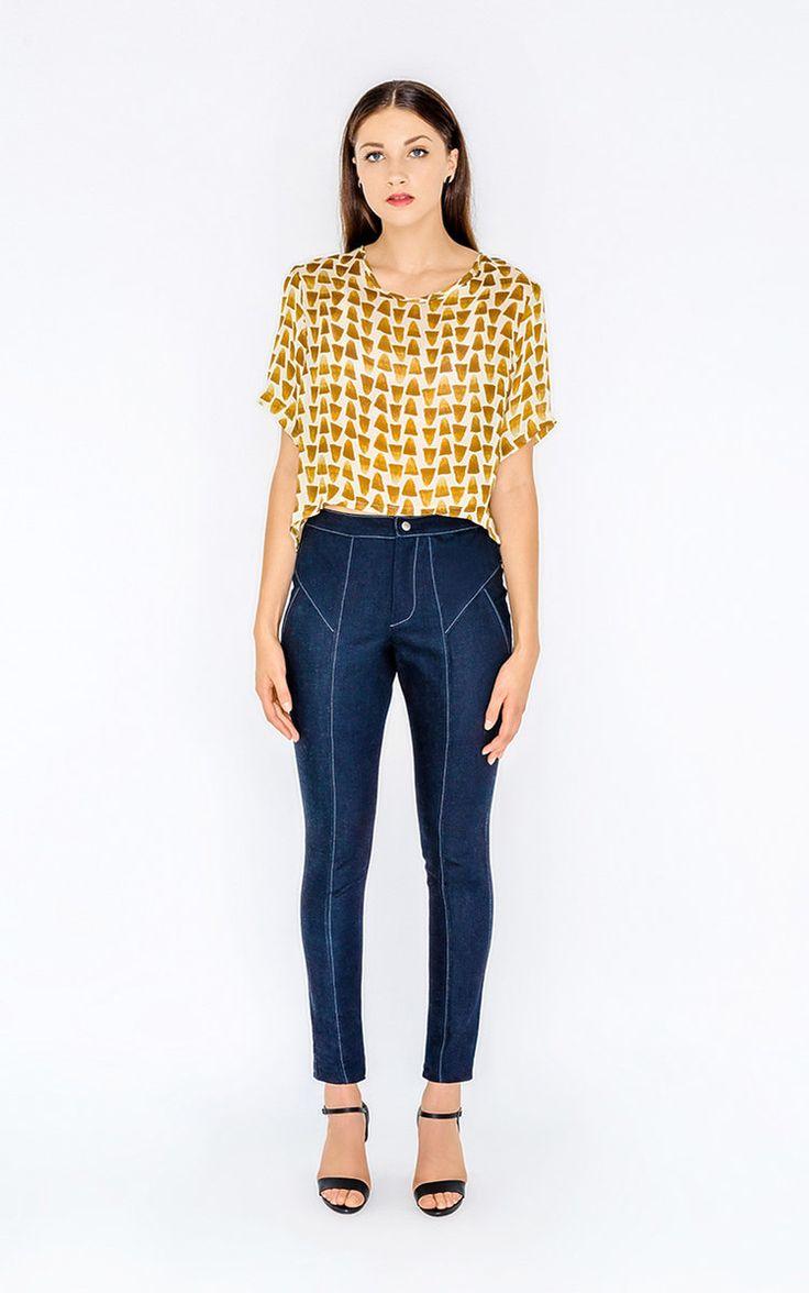 122 besten Hosen | Schnittmuster Bilder auf Pinterest