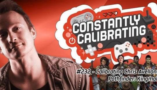 232 - Calibrating Chris Avellone II (Pathfinder: Kingmaker): Once more Chris Avellone has returned to Constantly Calibrating, with advice,…