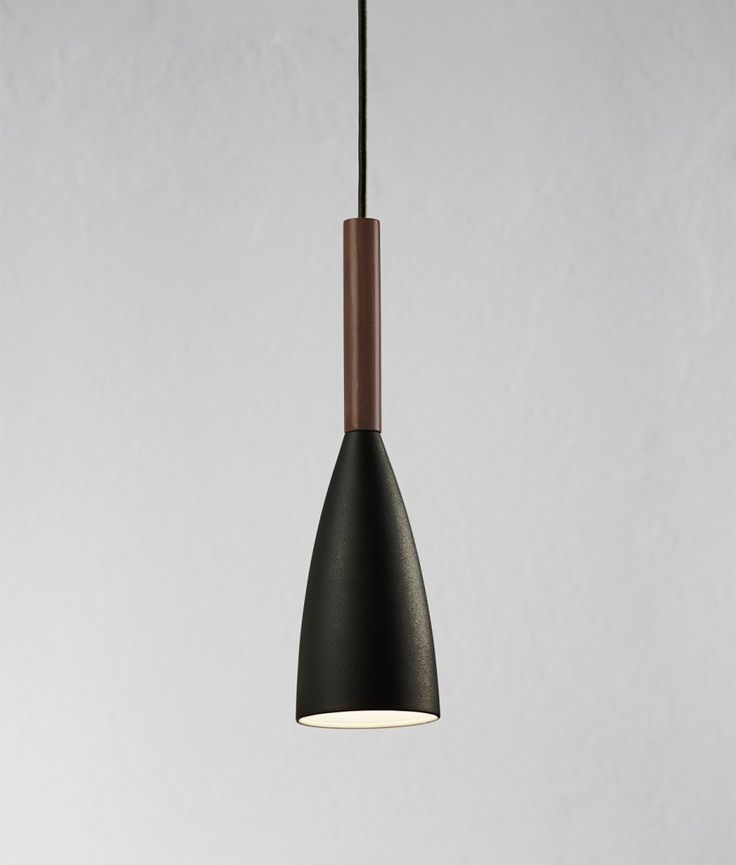 DANISH LIGHTING | Espen Black Pendant                                                                                                                                                                                 More