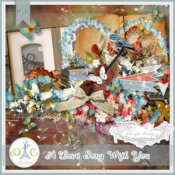 A love song with you by Florju Scrap    http://digital-crea.fr/shop/index.php?main_page=product_info=155_167_id=11754
