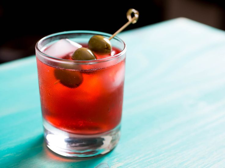 """In Speakeasy, Jason Kosmas and Dushan Zaric of Employees Only say that Campari Spritz is the predecessor of the popular Aperol Spritz: """"Whereas the Aperol version is soft, the Campari version is bold and assertive."""""""