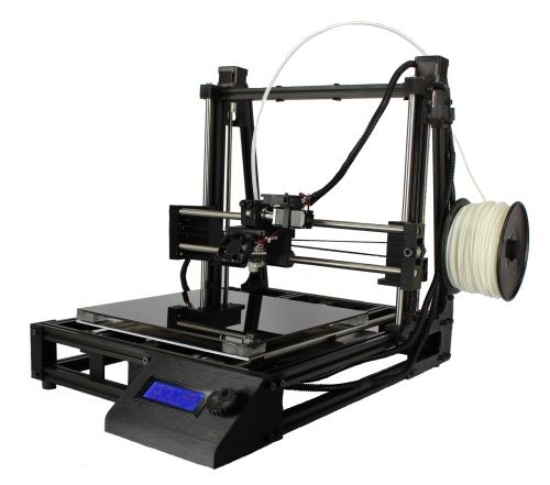 3ders.org - Isis3D creates low-cost, high-quality desktop 3D Printer for everyone | 3D Printer News & 3D Printing News