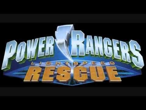Power Rangers Lightspeed Rescue (Theme Song) - YouTube
