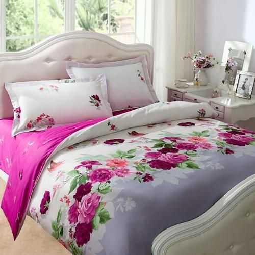 Male Bedroom Art Bedroom Queen Pink Striped Wallpaper Bedroom Bedroom Curtains Ideas Uk: 17 Best Images About Floral Bedding On Pinterest