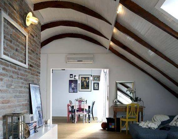 Best 25+ Angled ceilings ideas on Pinterest | Attic ...